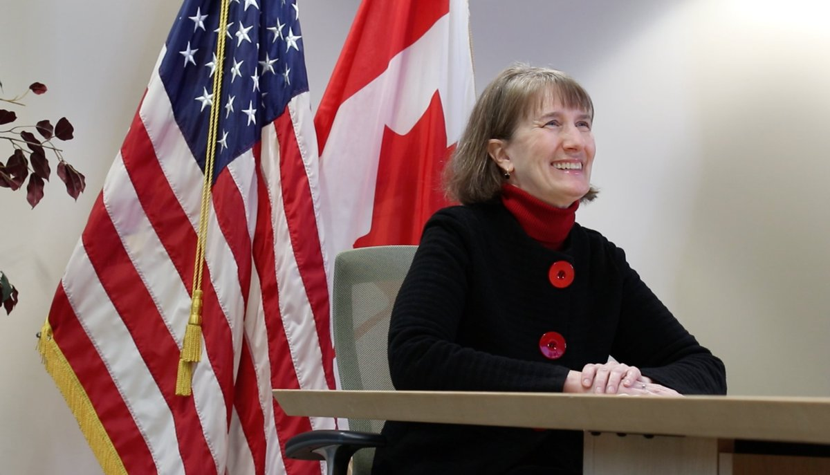 The U.S.-Canada relationship is one of the most important we have. I'm so grateful to the 1,200 personnel in our embassy and consulates across Canada for their dedicated work on everything from national security, to climate change, to managing the Arctic region.