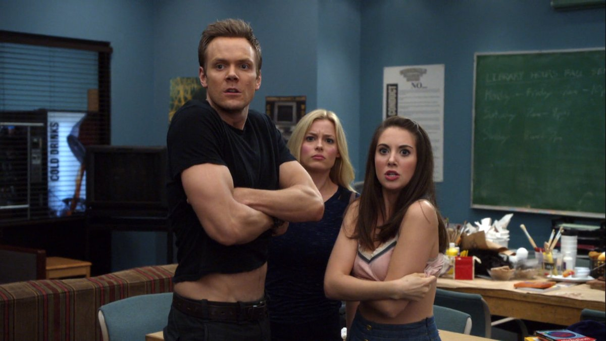 Replying to @CommunityTV: you just had to be there