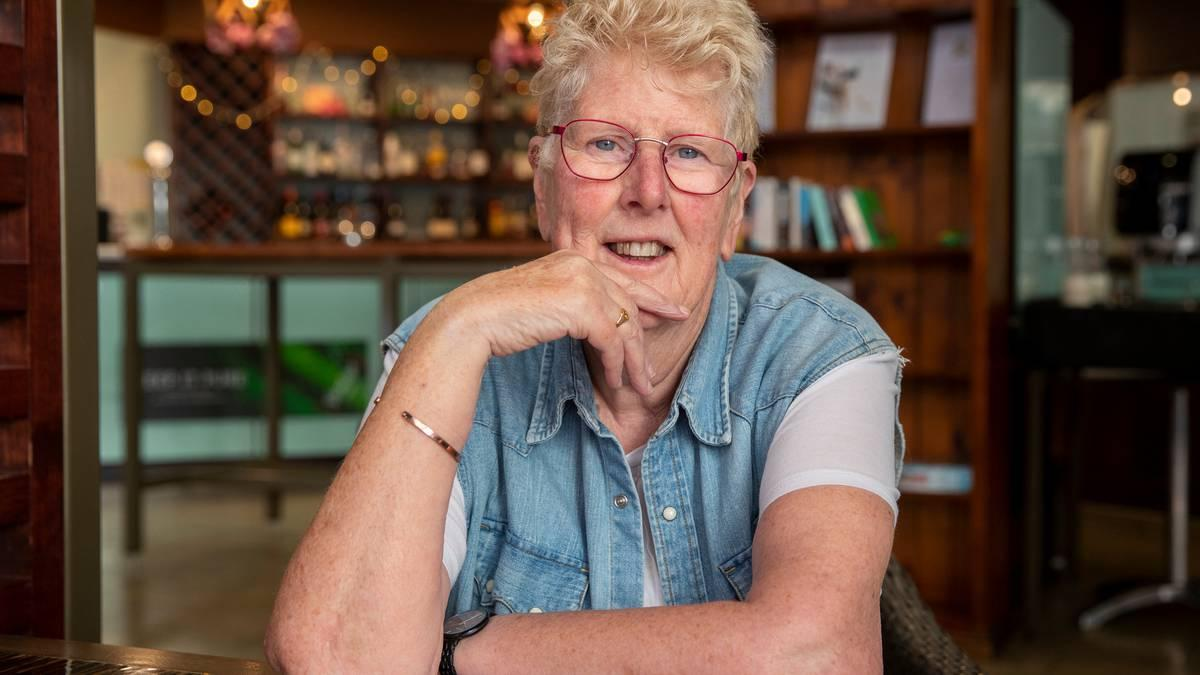 Joan Bellingham was drugged and received over 200 electroconvulsive shocks - all meant to cure her of being gay. #HeraldPremium nzherald.co.nz/nz/gay-convers…
