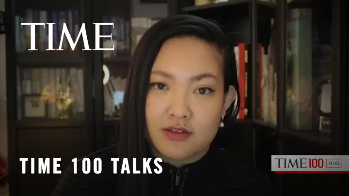 "TIME ""Watch: Amanda Nguyen (@nguyen_amanda) speaks on the importance of interracial solidarity when fighting for racial justice and how other communities can help support Asian Americans in this moment #TIME100Talks https://t.co/x2lvU6EUzL"""