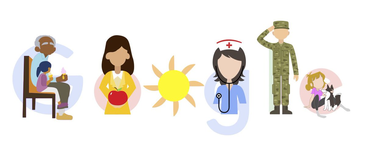 My submission for doodle for google ☀️#DoodleForGoogle #google #GraphicDesign #adobeillustrator #adobe