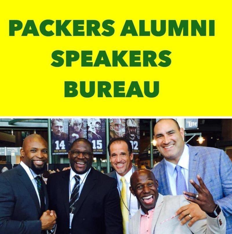 LOOKING FOR A SPEAKER IN 2021? Consider a #packers Legend to speak at your next banquet, luncheon, dinner or employee training event? For details or visit:    #greenbaypackers #gopackgo #playeralumniresources #nfl  #NFLPA #legendsofgreenbay #nflbrotherhood