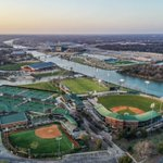 Image for the Tweet beginning: Baylor's sports complex from an