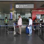 Image for the Tweet beginning: Delhi airport's Terminal 1 likely