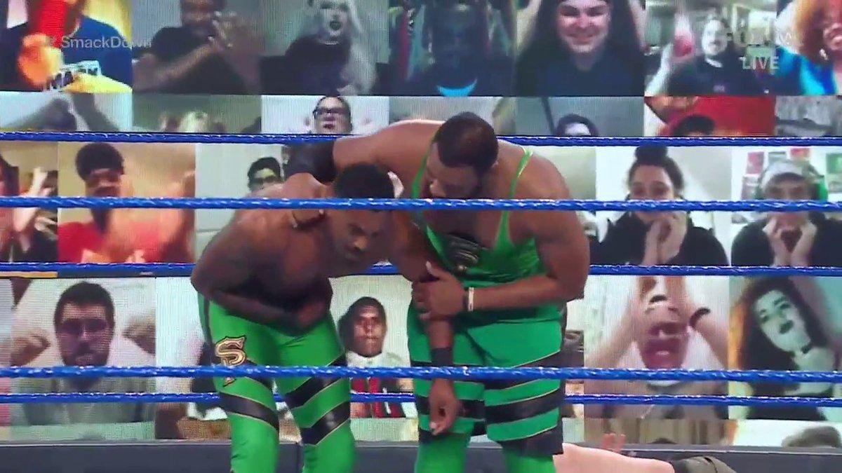 TAKE BACK SZN  #SmackDown