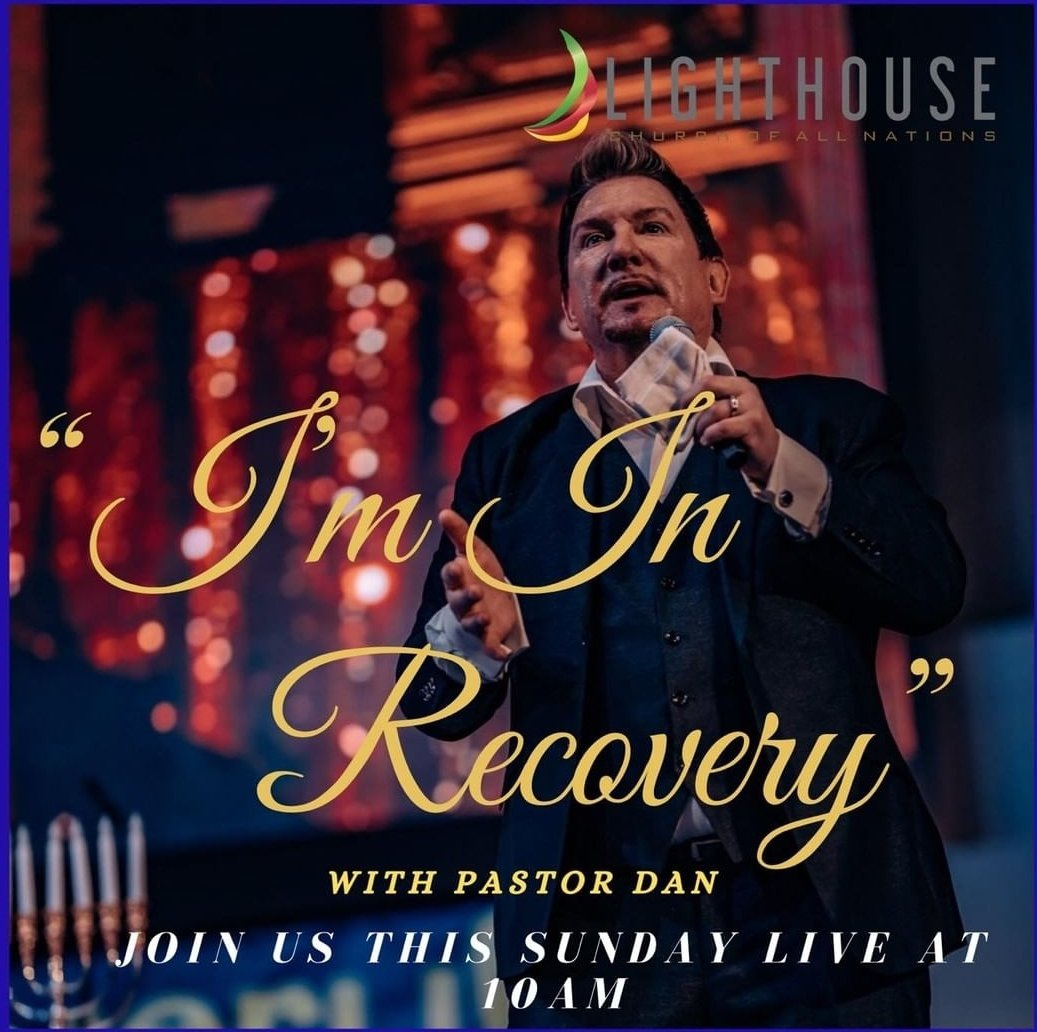 """Join us this Sun. Morning at 10am (cst) for a powerful sermon by Pastor Dan, """"I'm In Recovery!""""  -------- STREAMING LIVE -------- ➡️ ZOOM ID: 392-542-5444 ➡️  ➡️  . . . . . . . #lhcchicago #PastorDanWillis #SundayMorning #iminrecovery"""