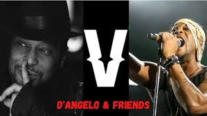 D'Angelo (@thedangelo) + friends Tune in on Saturday, February 27th at 5pm PT / 8pm ET live in HD on erVerzuzTV or in HD on @AppleMusic.  #verzuzbattle  #appollotheater #dangelo #applemusic #verzuztv #verzuzdjbattle