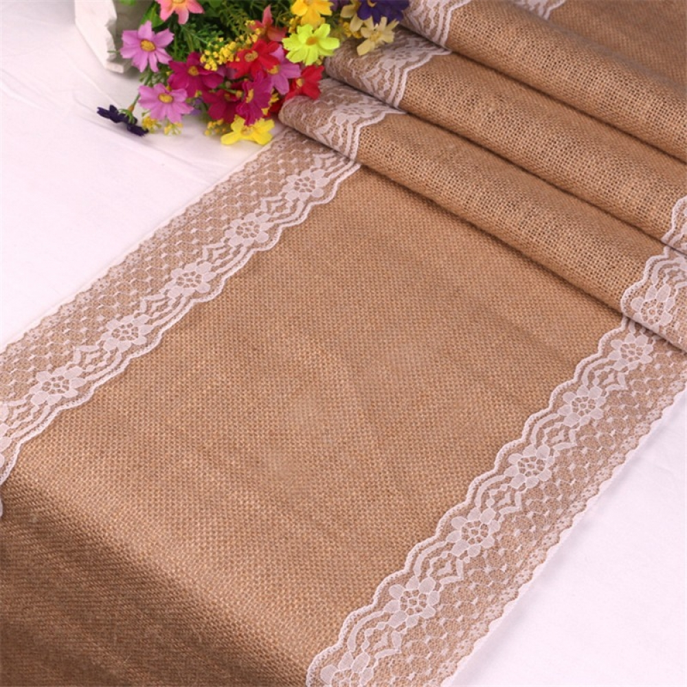 Vintage Lace Table Runner #amazing #happy