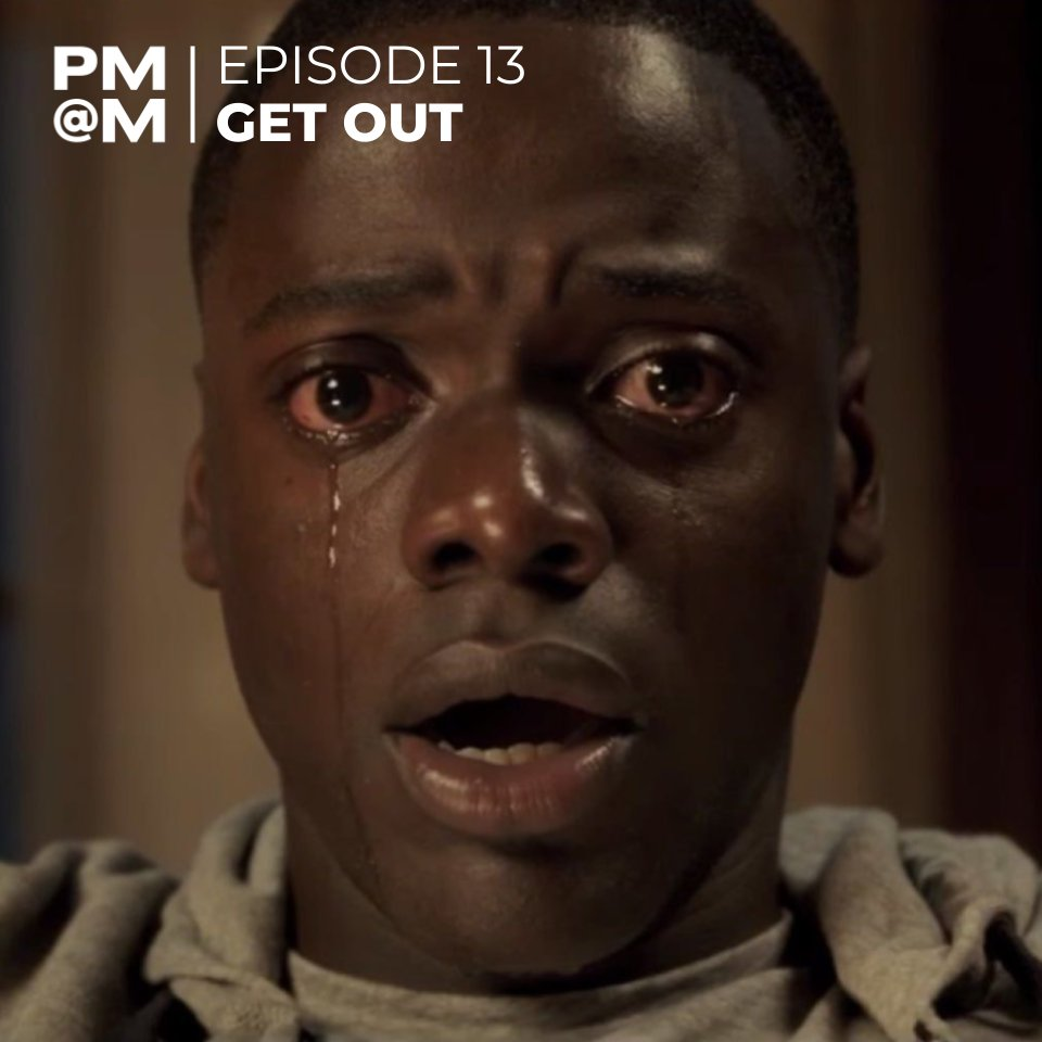Happy #BlackHistoryMonth! Our new episode on #GetOut is now available on your favorite podcast platforms.  #podcast #podcasts #lds #mormon #latterdaysaints #exmormon #movies #cinema #film #FilmTwitter @GetOutMovie
