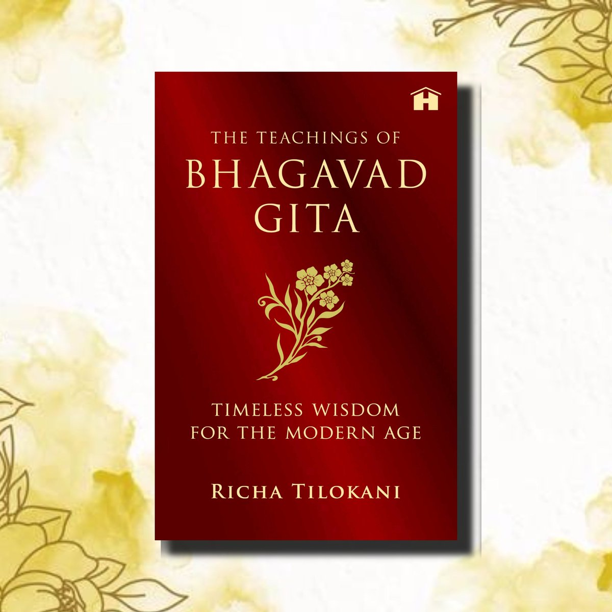 Why does one face sorrow and problems in life? How can one get in touch with higher consciousness and strike a balance between the spiritual and worldly goals?   Click on the link in our bio to get this book ASAP!    #wisdomforthemodernage #bhagavadgita