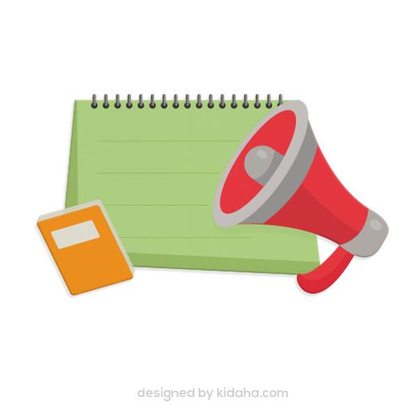 Megaphone clipart #freebie #kidaha #clipart #kid #teach #teacher #edu #school #png #vector #illustration #planner #EducationForAll #edutwitter #teachertwitter #learningwithgoogle #learningfromhome