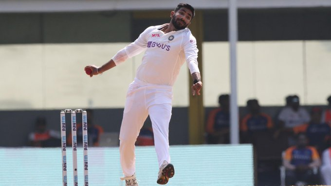 Jasprit Bumrah released from Indias squad ahead of fourth Test: BCCI Photo