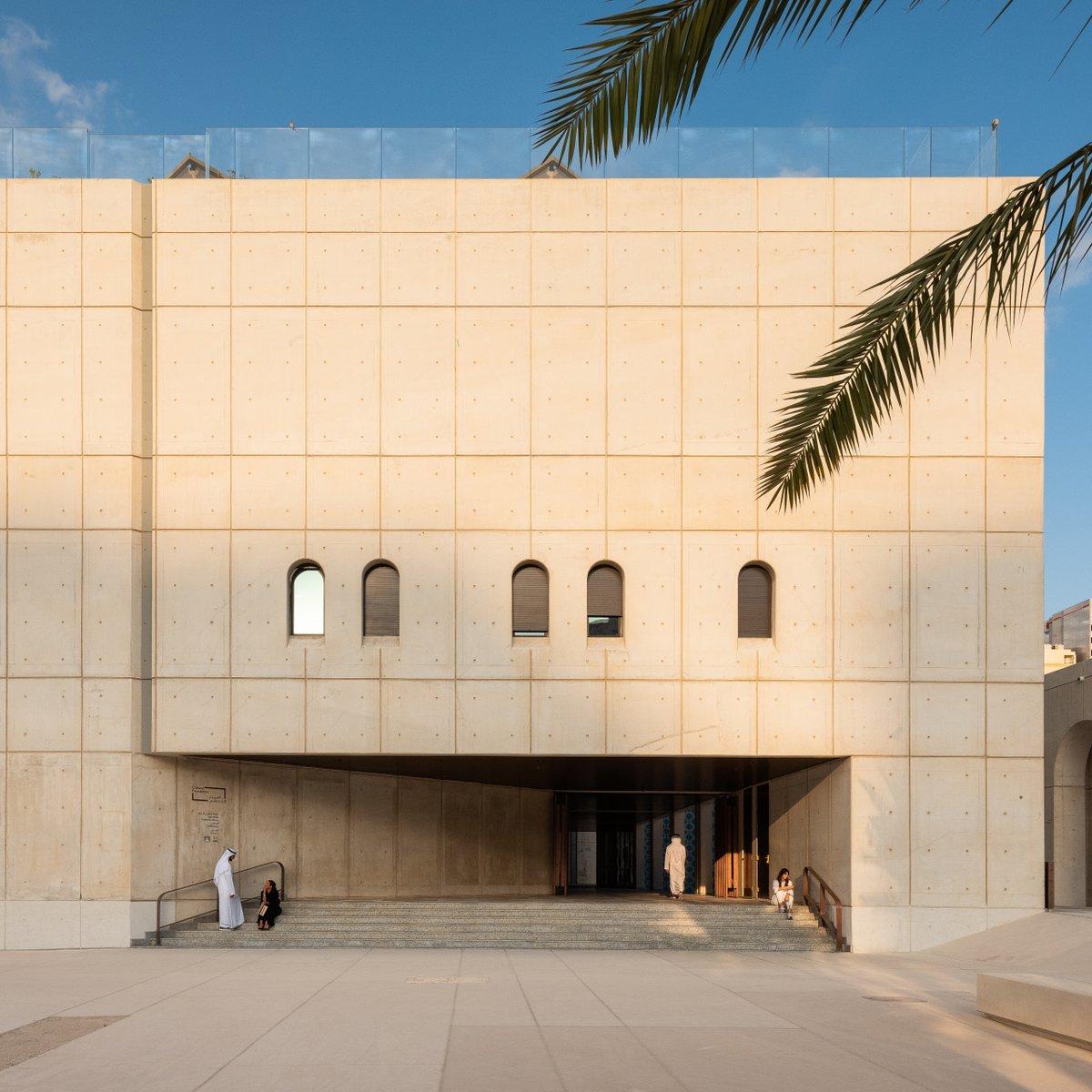 واحة للفن والثقافة وأحد أبرز معالم التراث الحديث في أبوظبي.  A haven for art and culture and a cherished modern heritage landmark in Abu Dhabi.  #InAbuDhabi #HomeOfAbuDhabiCulture    #بيت_الفن_والثقافة #في_أبوظبي https://t.co/TdIFJwGkBn