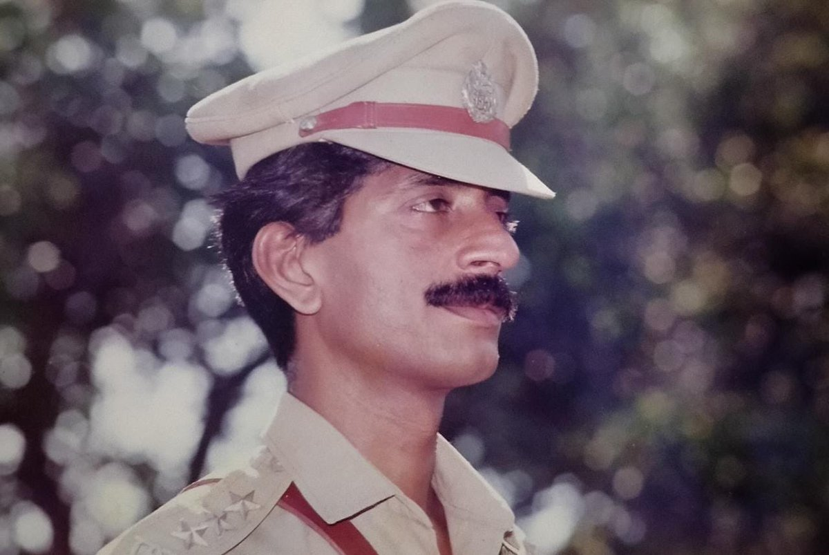Throwback to 1994. As ASP kumbukonam, my team and I would routinely run raids against arrack manufacturers. During prohibition in Tamilnadu many people would die after consuming spurious liquor and there was a real sense of urgency in stopping its production and transport.