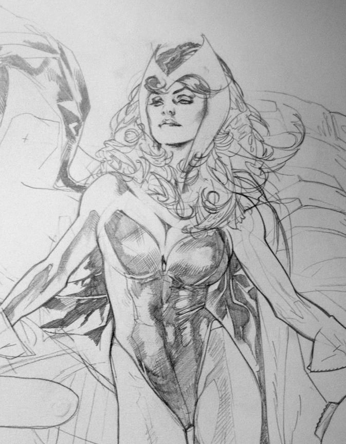 Replying to @AH_AdamHughes: Still enjoying #WandaVision, another cracking episode today. #ScarletWitch #fromtheAHvault