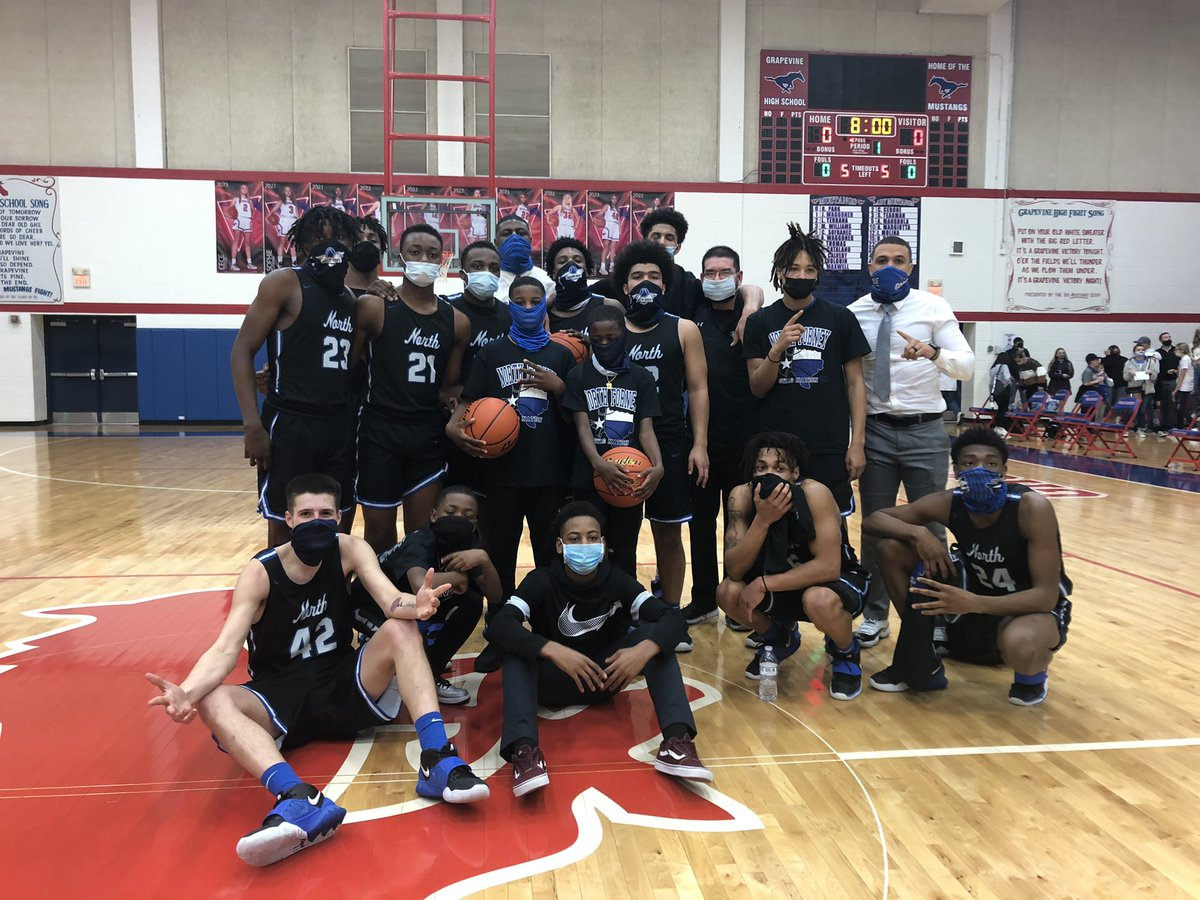 Congratulations @TrueNorth_Hoops 🎉🎉🙌🏼 @NFHS_TrueNorth  is #exceptionally proud of you and for you! Thank you for an #amazing season! Thank you for representing #excellence! Your #potential & #talents are #limitless!! #BIDISTRICT CHAMPIONS FOREVER TRUE NORTH #EXCELLENCE 🎉🎉👏🏼👏🏼