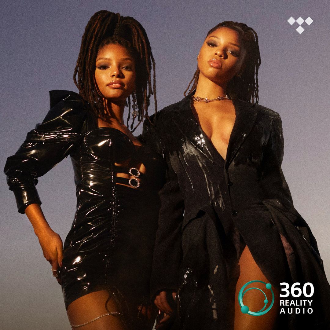 Listen to @chloexhalle and so many others in stunning @Sony 360 Reality Audio, now available on TIDAL.    #360RA