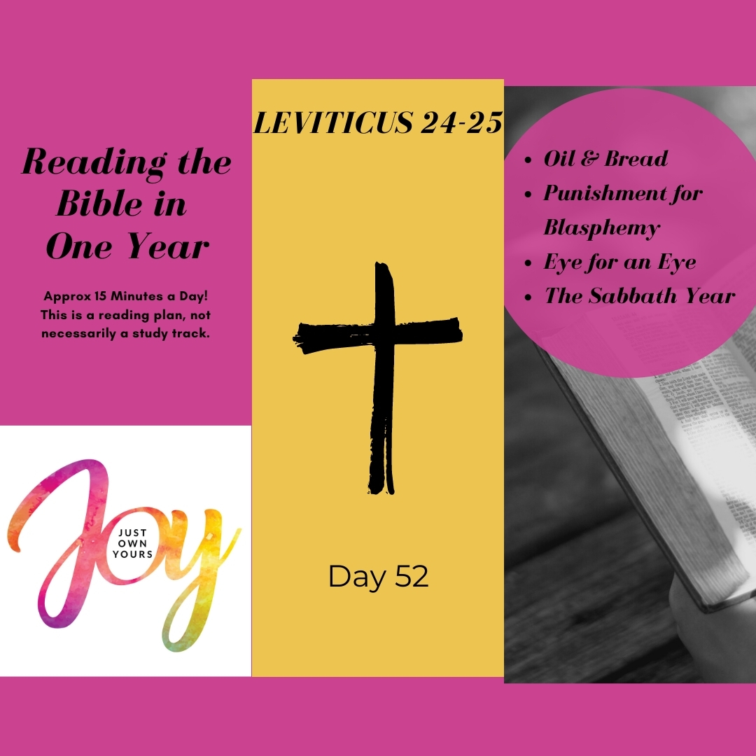 Care of the Tabernacle Lights  #joy #JustOwnYours #hope #newyear #inspiration #prayer #care #exodus #life #bible #bibleinayear #scripture #biblestudy #faith #reading #bibleplan #thisismyexodus