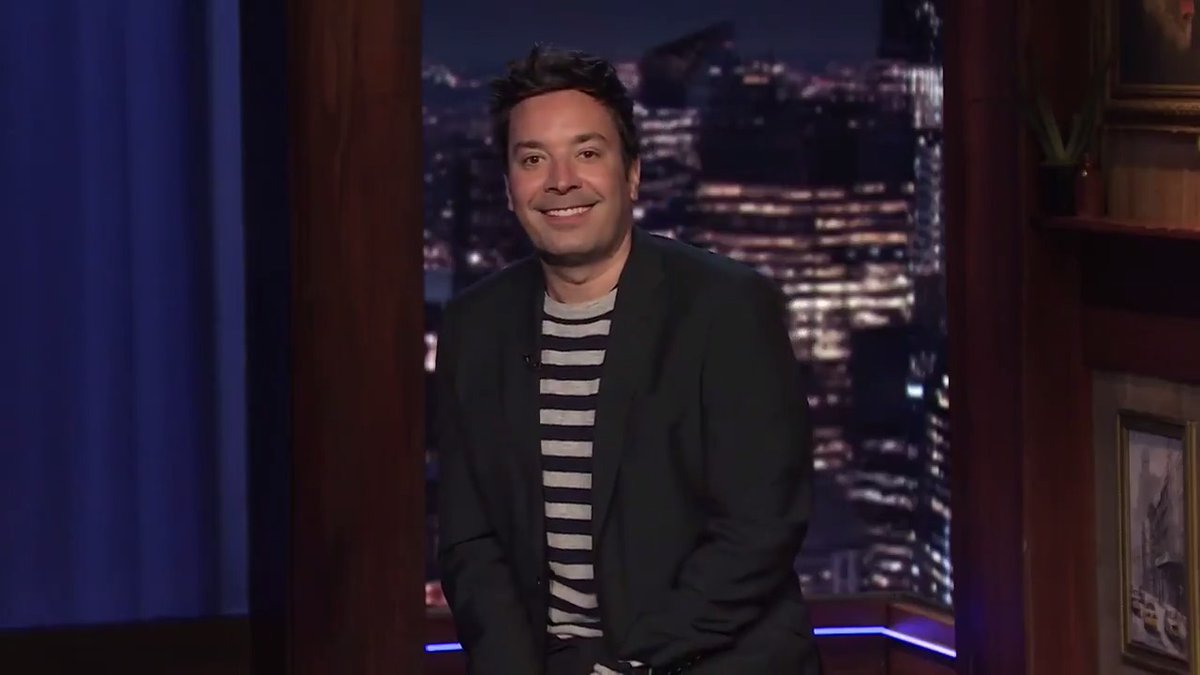 Jimmy on Ted Cruz's CPAC speech, a golden Trump statue, Annie's mac & cheese, and new alcohol-free gin. #FallonTonight https://t.co/mcu9KY57eP