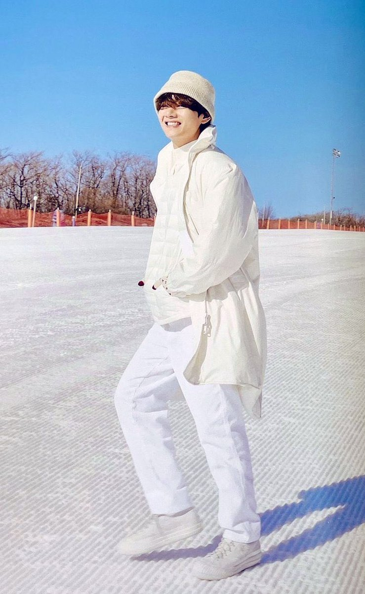 Taehyung for BTS Winter Package 2021💗
