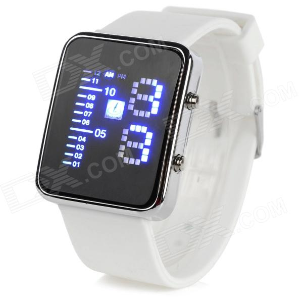 test Twitter Media - #product #bestseller Shifenmei 1149W Fashion zink legering geval siliconen Band digitale LED Wrist Watch - White + zilver https://t.co/RTc8YxAddb https://t.co/ADu0do1BgK