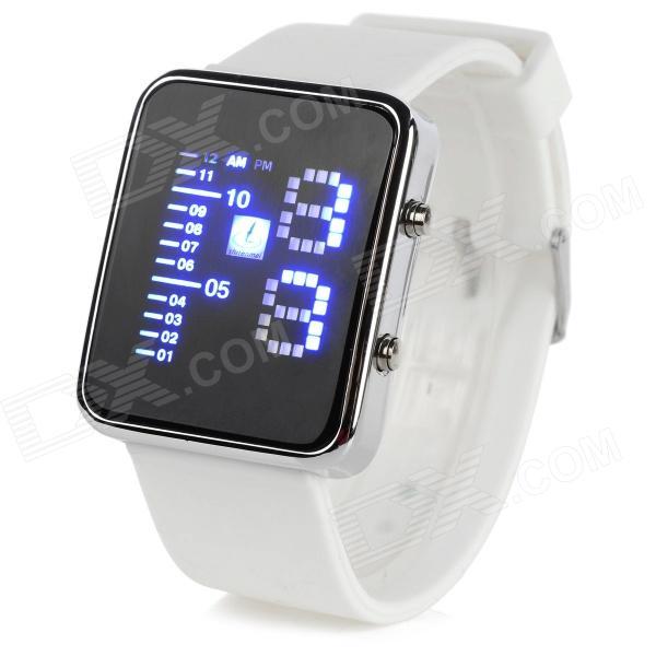 test Twitter Media - #product #bestseller Shifenmei 1149W Fashion zink legering geval siliconen Band digitale LED Wrist Watch - White + zilver https://t.co/RTc8YxAddb https://t.co/ADu0do1BgK