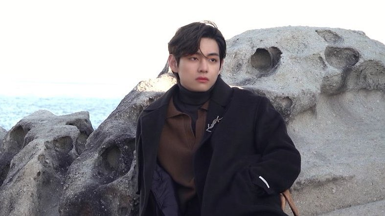Taehyung for BTS Winter Package 2021