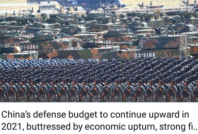 Chinas defense budget to continue to rise in 2021, buttressed by economic upturn, strong fiscal foundation: experts Photo