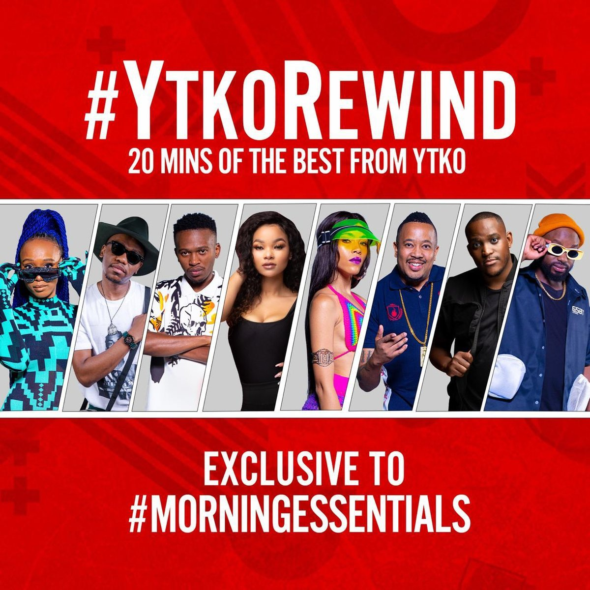 It's not really a weekend if you don't start it listening to a #YTKORewindMix 💃🏽💃🏽  Tune in now to listen to some of your favourite DJ's throw it down!! https://t.co/4X25glPDhC