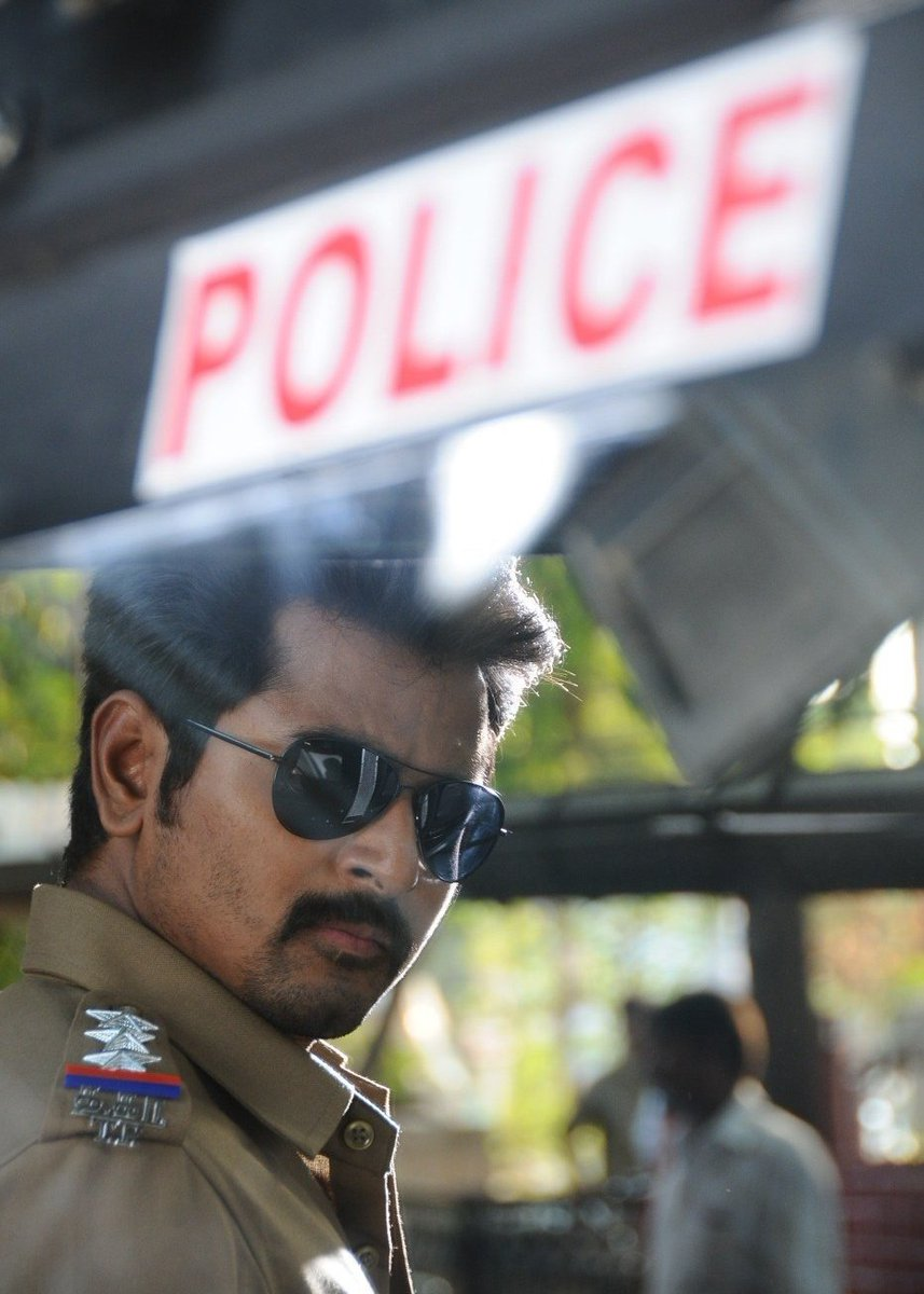 It's been 6 years since the release of #KaakiSattai , such a positive film of our #Prince @Siva_Kartikeyan anna with the social content 😇  Our #PrinceSK Anna as #Mathimaran, the Cop will always remain special in our heart forever 🤩😎