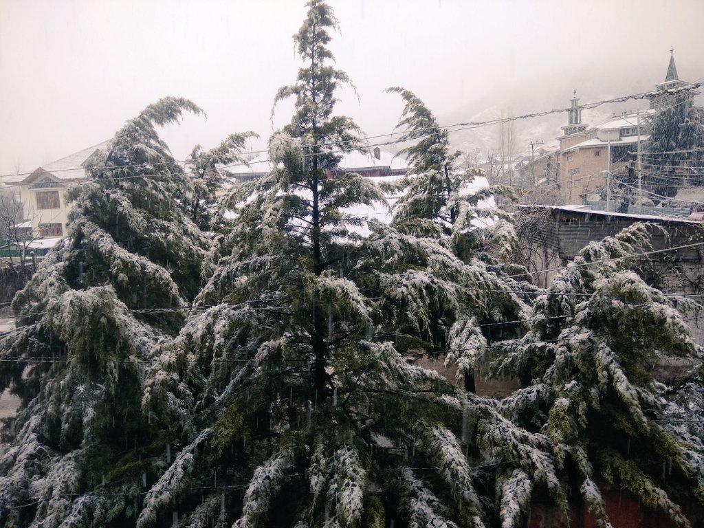 #snowing #baramulla