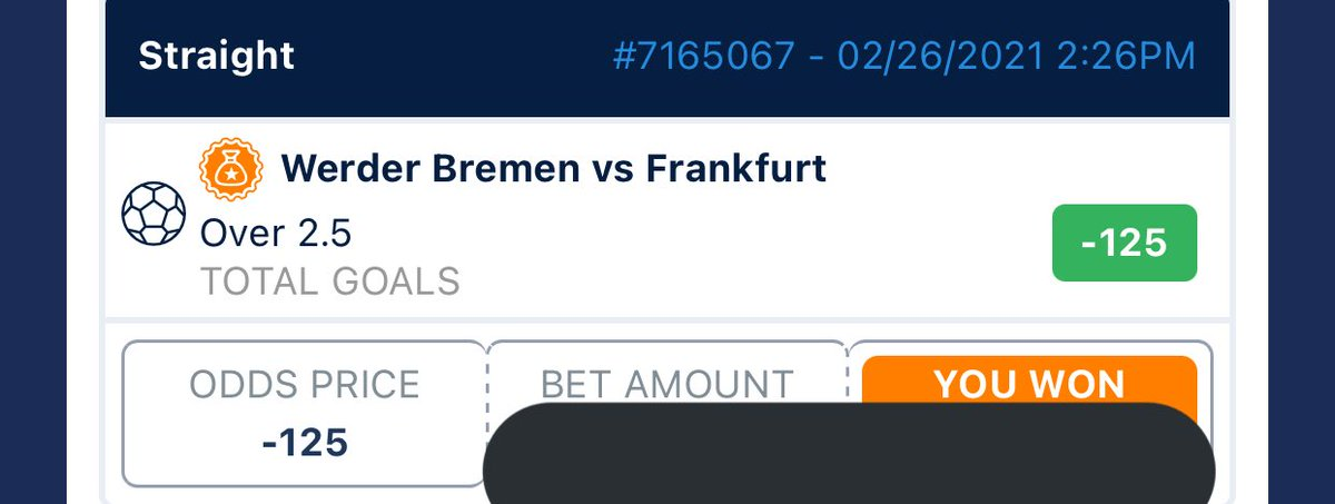 🔥🔥🔥High Stakes Takes🔥🔥🔥  Bundesliga ⚽️  EFR @ WER  (-125)✅  Sponsored by : @anchor   #NHL #NBA #GamblingTwitter #fridaymorning #FridayVibes #twitch #cassidy #dogecoin #PS5 #Bitcoin  #soccerpicks #NHLPicks #Warzone #doge #GME #boycottwendys #Rangers