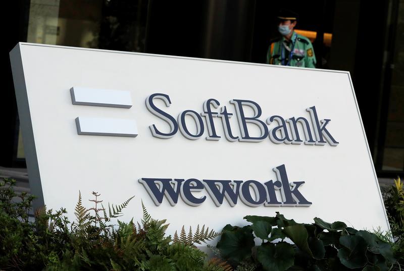 SoftBank reaches settlement with former WeWork CEO Neumann https://t.co/qKe4L2Xgcl https://t.co/VPQE7jZnGu