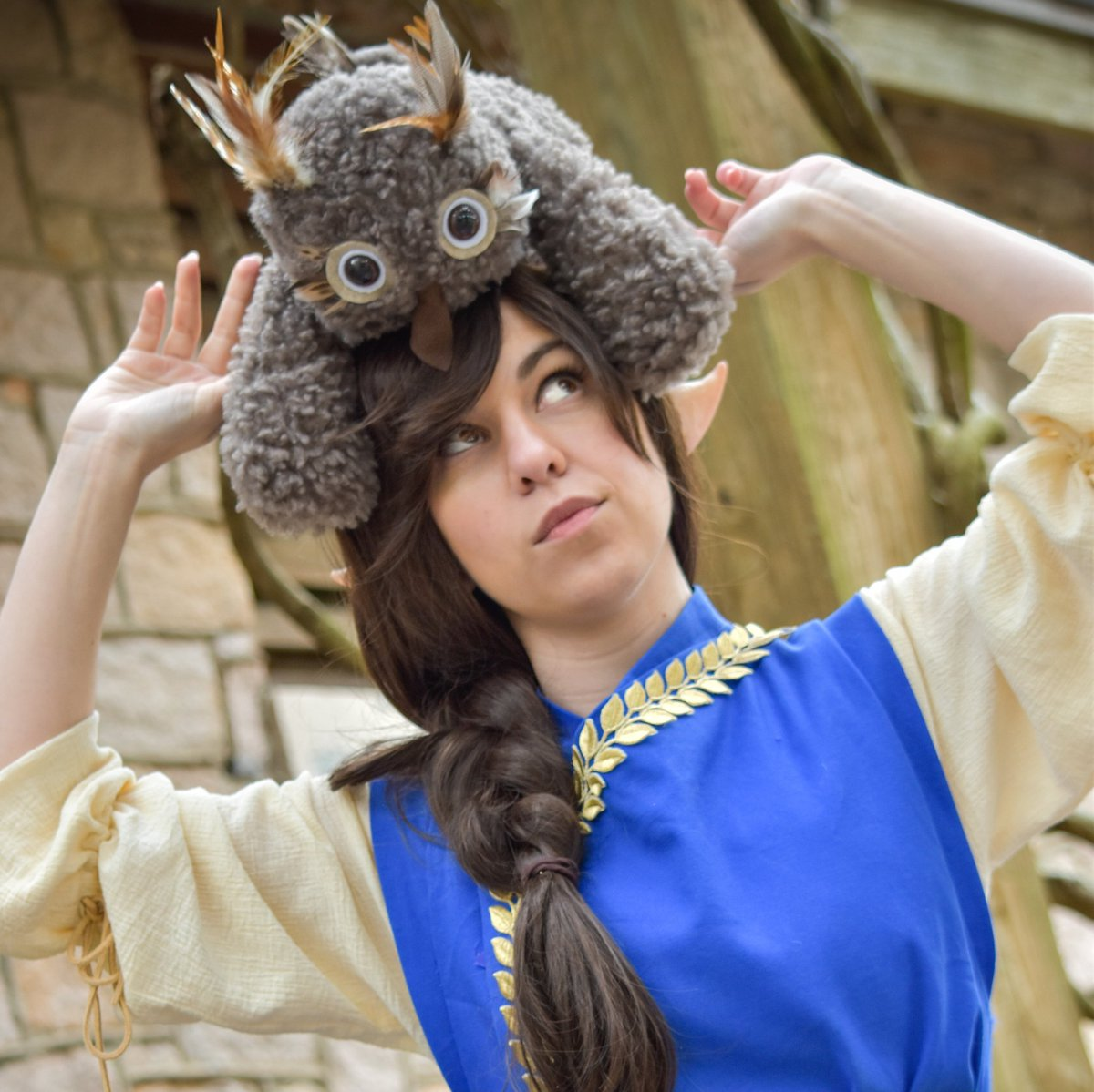 #NewProfilePic  as Velora from #CriticalRole  Thanks Alysha from @jackabeargames 😍