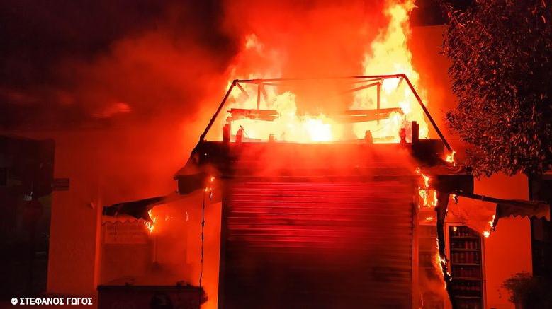 Κατά το τελευταίο 24ωρο, κληθήκαμε να επέμβουμε σε: 🔥100 αστικές #πυρκαγιές 🌳65 δασικές #πυρκαγιές 🆘44 #παροχές βοηθείας