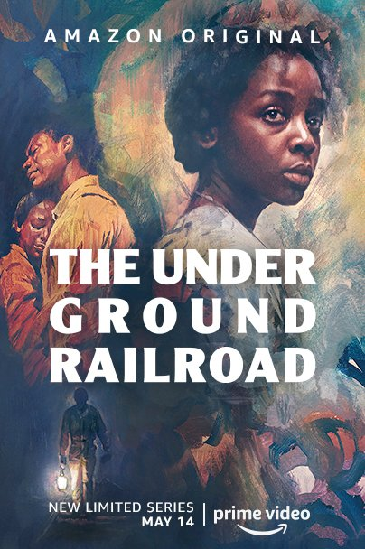Replying to @RottenTomatoes: Barry Jenkins' #TheUndergroundRailroad premieres May 14 on Amazon Prime Video.