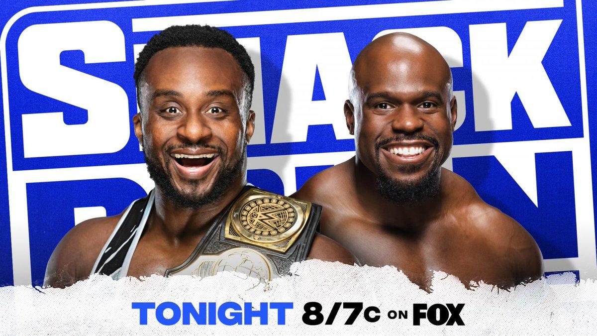 ونشوف #SmackDown