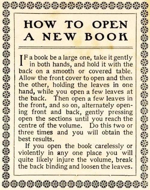 important advice