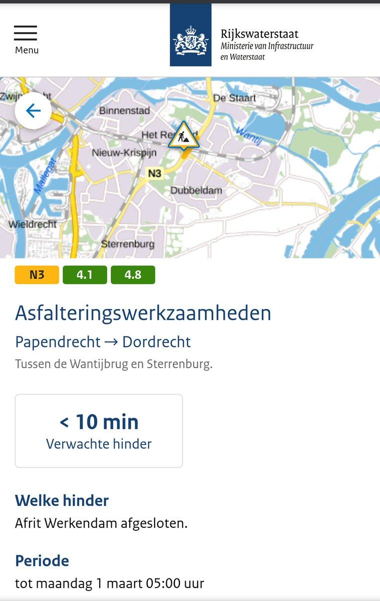 test Twitter Media - Deel 3/3 Bron Rijkswaterstaat Verkeersinformatie Regio Rotterdam Za 27 feb '21 7:10uur https://t.co/2ZJCRItNHn