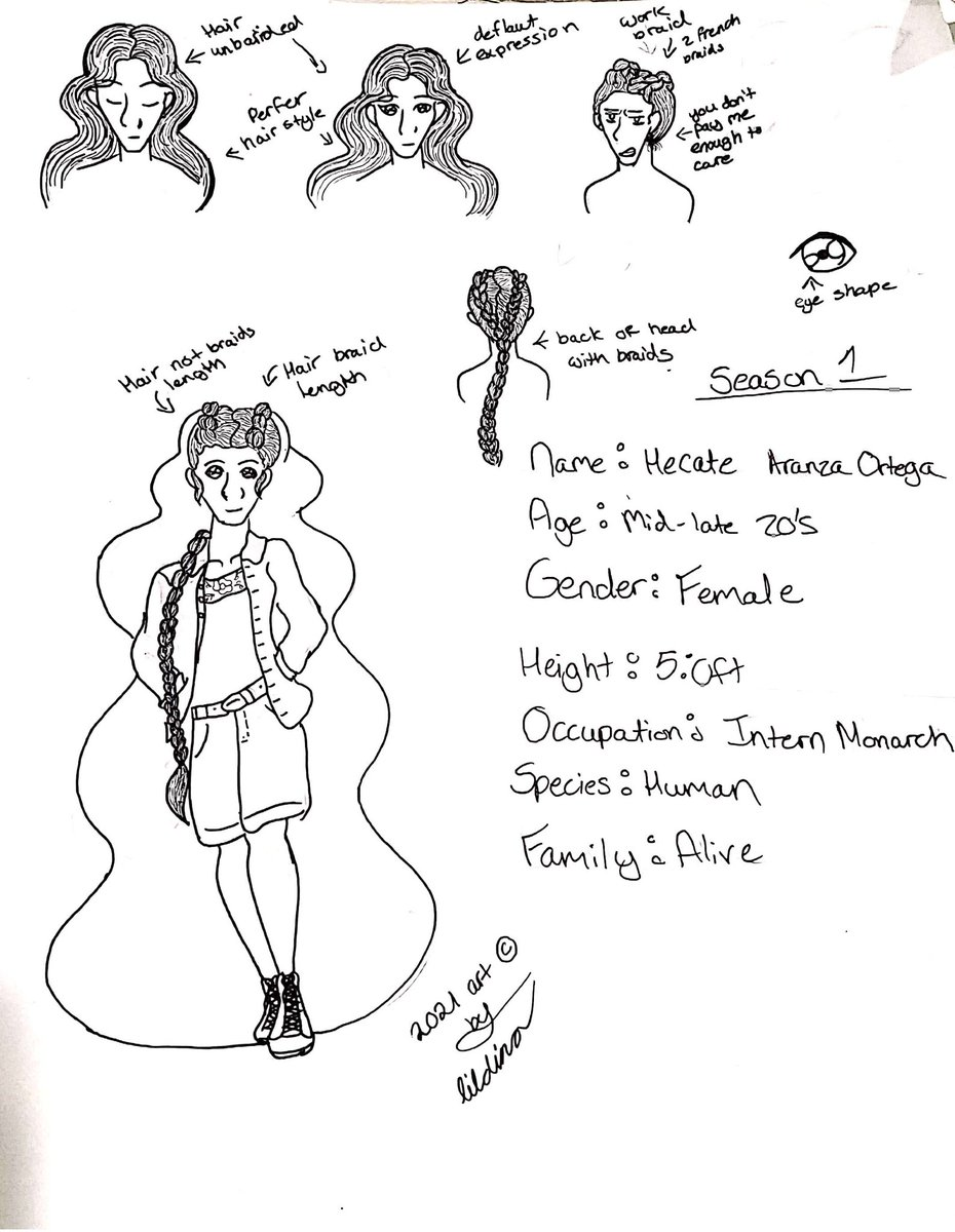 The long awaited #Godzilla /human hybrid Hecate. Full name  Hecate Aranza Ortega. My OC for #Monsterverse. She is hybrid. She was made by science an unwilling subject force to suffer great pain thanks to greed of humanity.