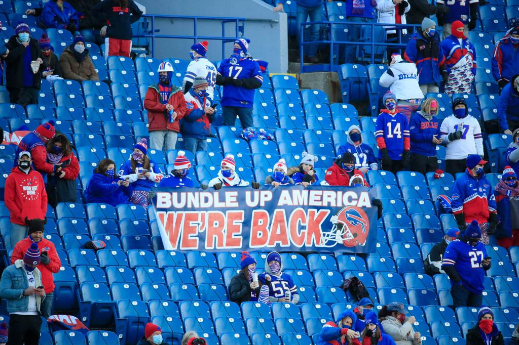 We are back  #buffalobills #billsmafia #BillsMafia #Bills #nhl #NFL #afcchampionship #billsnation #twitterbills