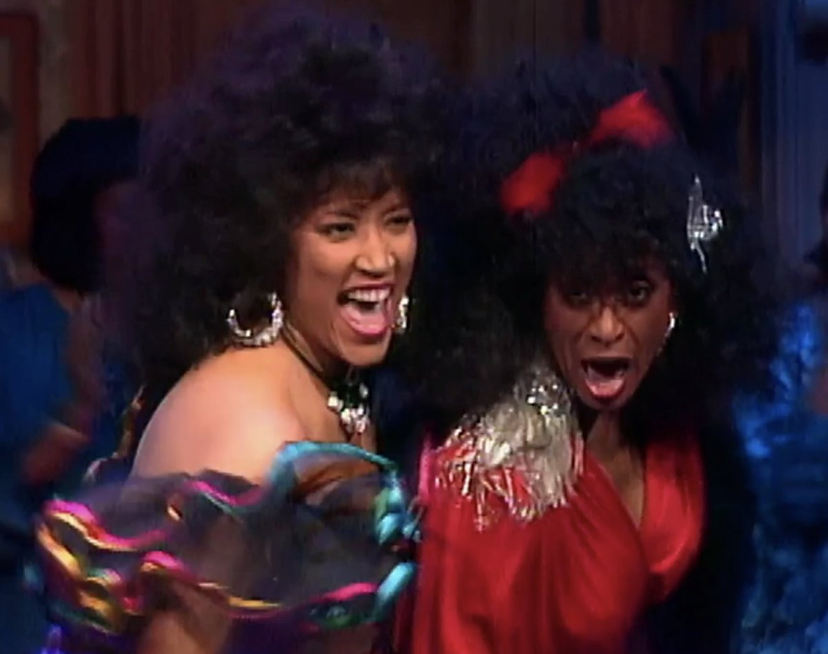Replying to @JackeeHarry: Jump for joy, Maaaaary.. It's 2/27 day!! 📺💄📼