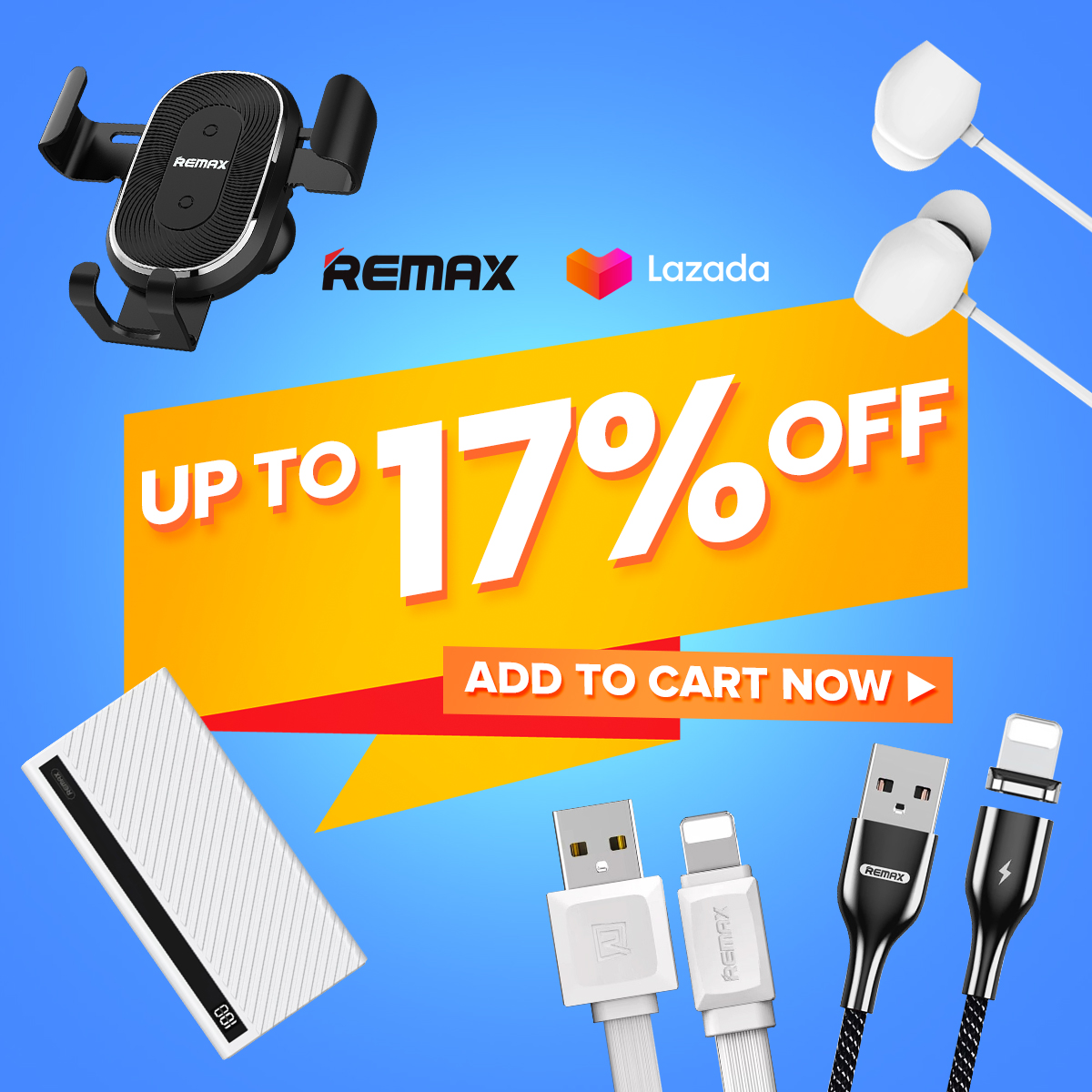 ‼️REMAX Up to 17% OFF‼️ 🛒SHOP NOW!➡  🛒SHOP NOW!➡   🚚Cash on Delivery 🚚Nationwide Delivery  **Price is subject to change without prior notice  #LazadaFinds #LazadaPH #LazadaxKathryn #LazadaxLMH  #payday #NasaLazadaYan #shoponline