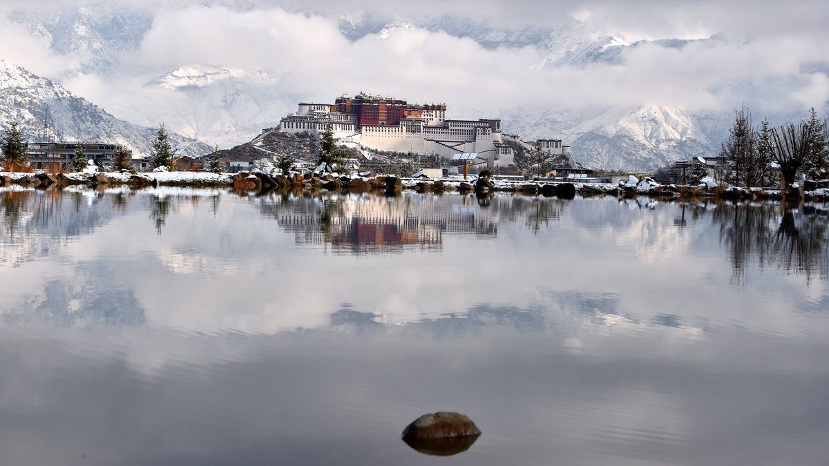 More than 310,000 tourists visited the Tibet autonomous region over the #LunarNewYear holiday, an increase of 40.6% YoY. Between Feb 11 and Feb 17, the region's travel revenue hit RMB 215 mln, up 56.7% YoY, according to the regional department of tourism development.