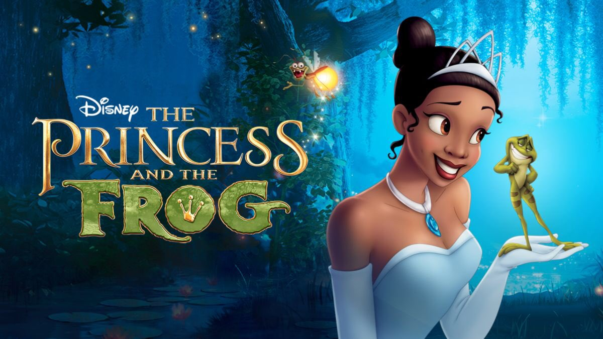 #WeCanHaveSexOr watch princess and the frog