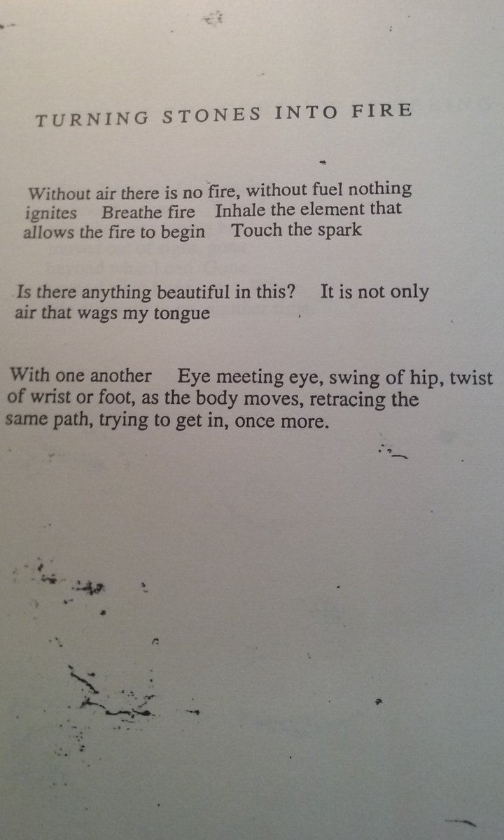 """TURNING STONES INTO FIRE"" written by @JessanDunnOtis (c) 1991  #poem #writer #SaturdayThoughts #poetry #inspiration #motivation #memory #writing"