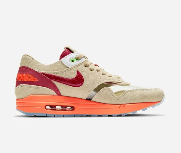 NakedCPH online raffle live for the Clot x Nike Air Max 1