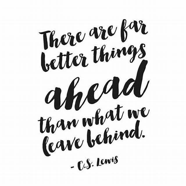 There are better things ahead than what we leave behind....Have a splendid Saturday everyone.... #ATSocialMedia #rtukseller #uksmallbiz #UKHashtags #SMEUK #GoodMorningTwitterWorld #SaturdayMotivation