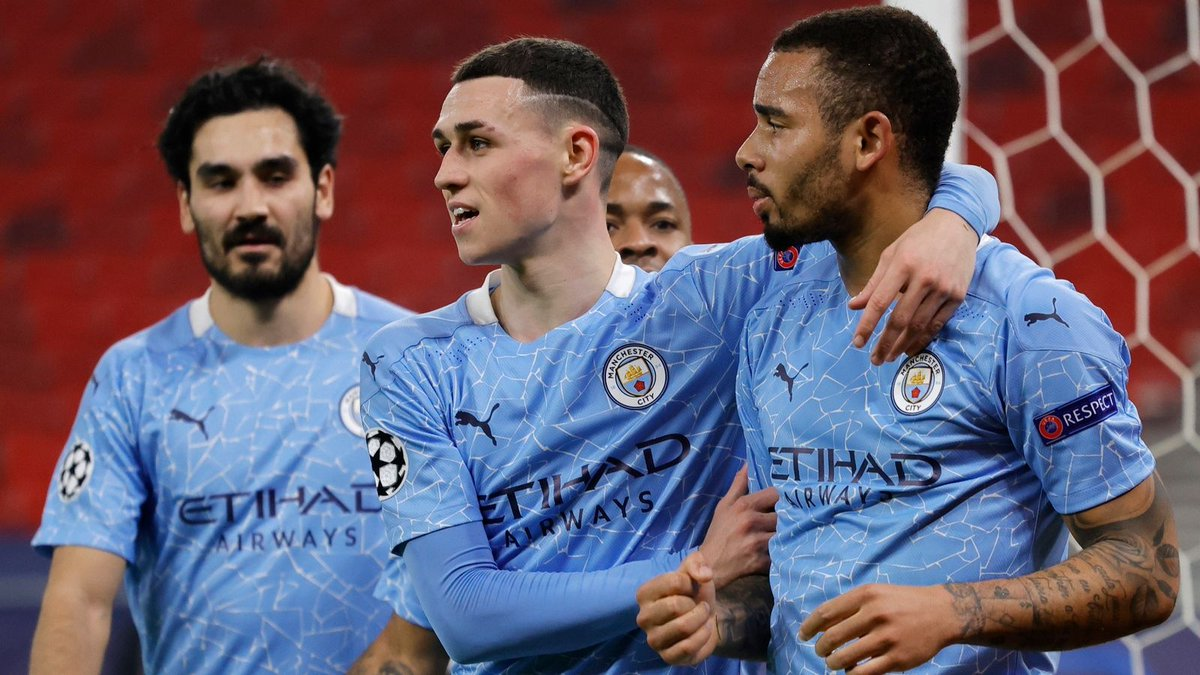 Manchester City are unbeaten in their last 10 Premier League meetings with West Ham (W8 D2) since a 1-2 home loss in September 2015. 🔽   Man City 20/73 Draw 21/4 West Ham 10/1  ▶️