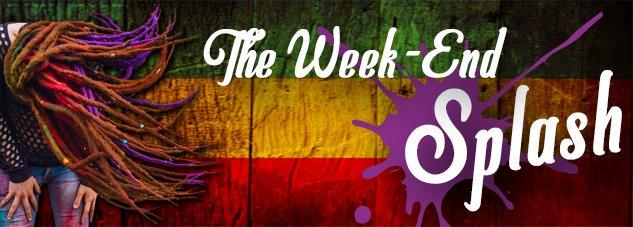 #OnAir #OnAirNow #NowOnAir  THE WEED-END SPLASH, Classics, Brand New, Saturday and Sunday, Your Show All day on @JumbleFM - THE WEED-END SPLASH, Legendes, Nouveautés, Samedi et Dimanche, Votre émission toute la journée  sur @JumbleFM